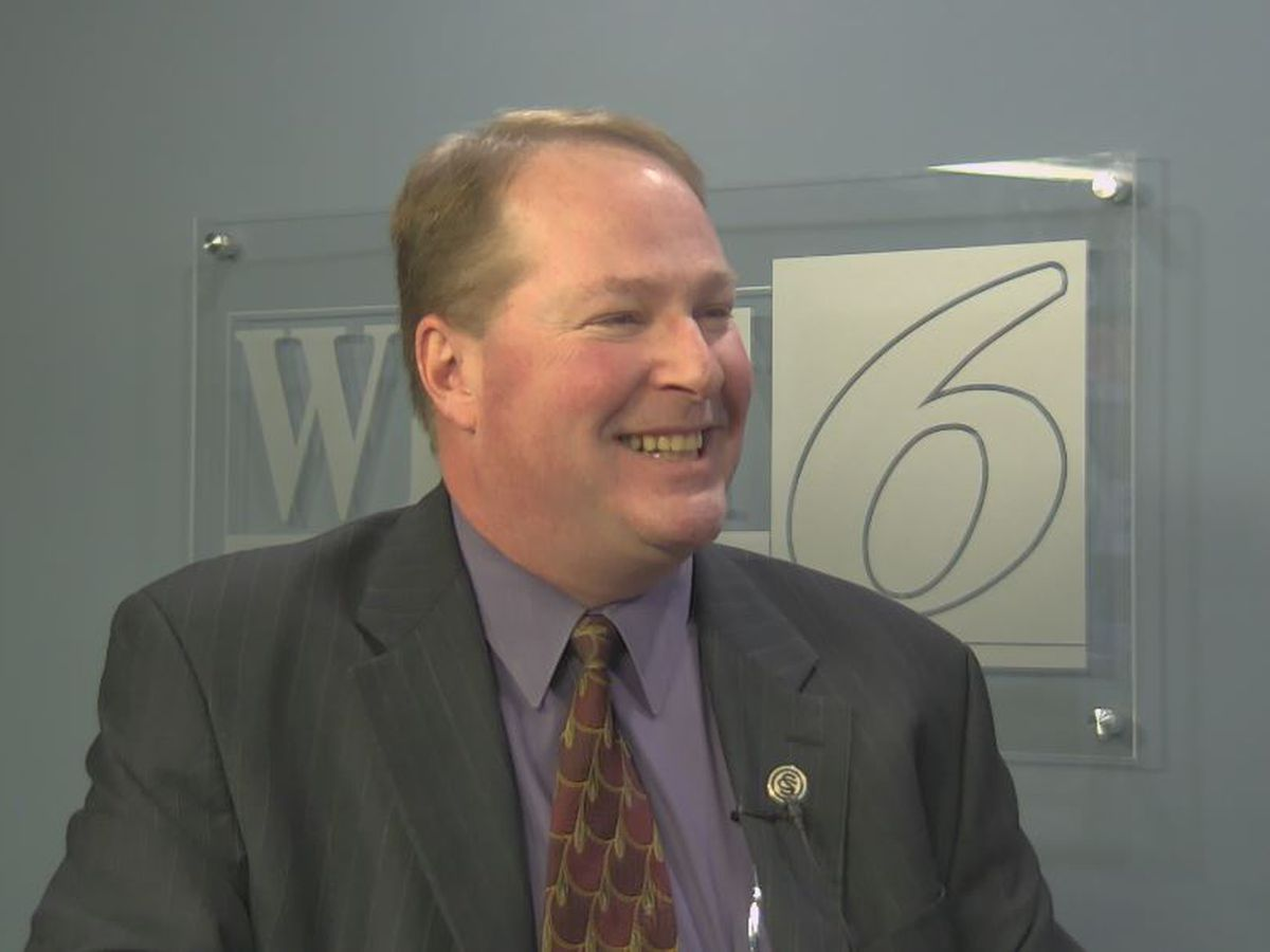Meet Mark Judson, a candidate in the democratic primary for North Carolina's Seventh Congressional District
