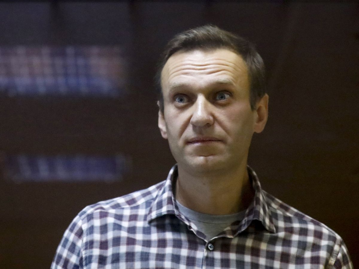 Navalny's doctor: Putin critic 'could die at any moment'