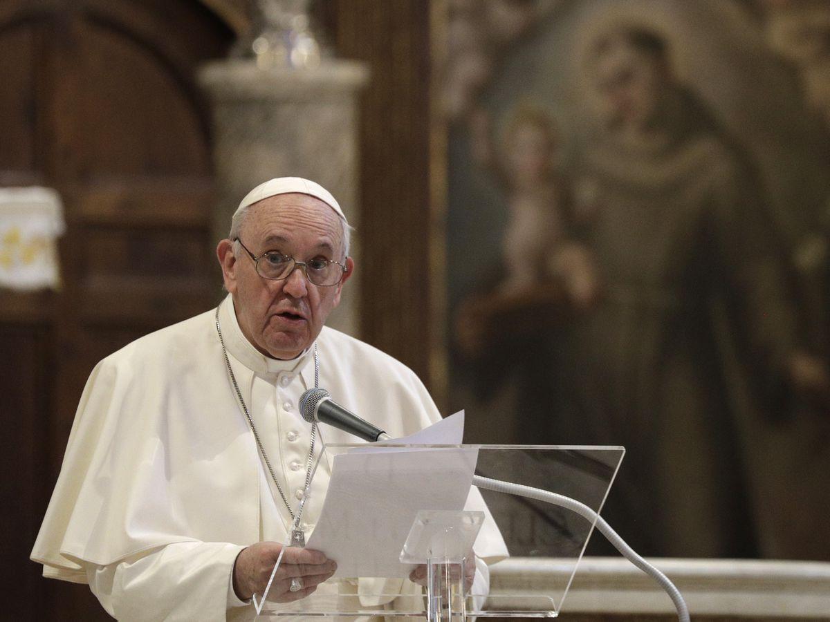 Fiasco over pope's cut civil union quote intensifies impact