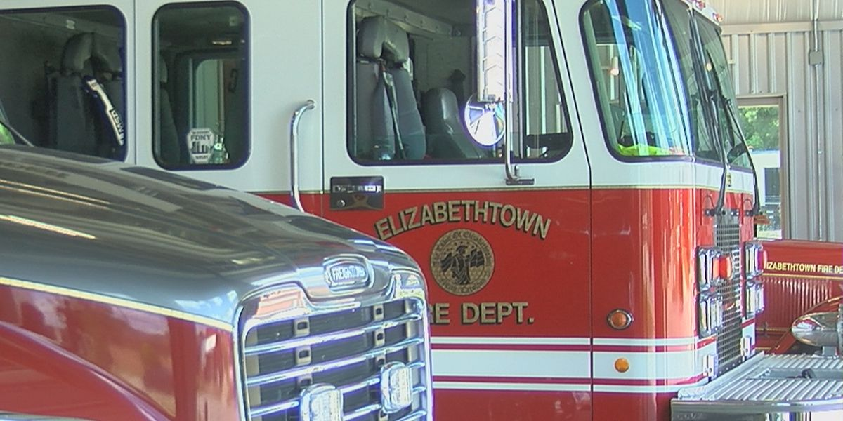 Elizabethtown joins campaign to ease volunteer firefighter shortage