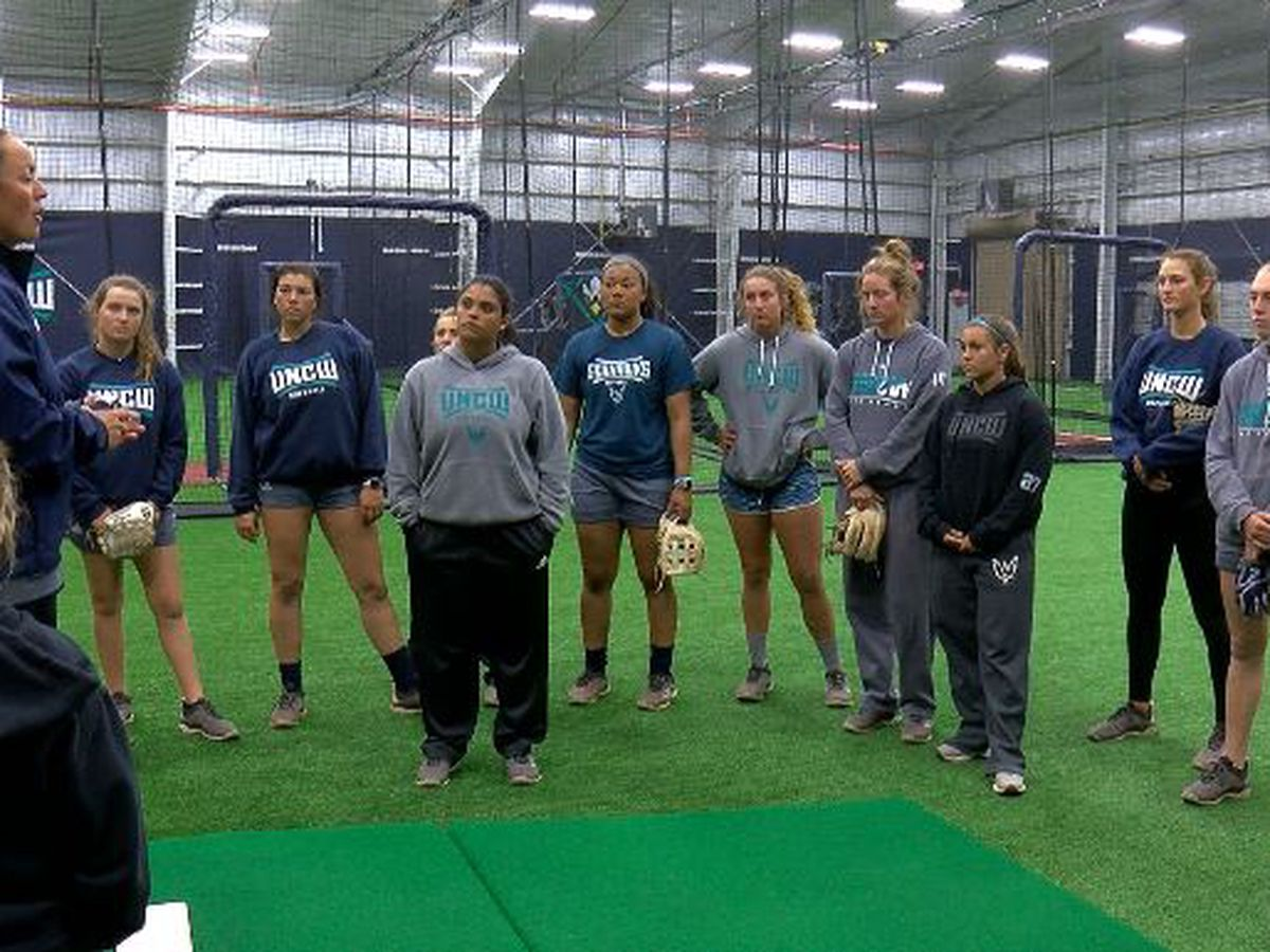Youth being served for the UNCW softball team