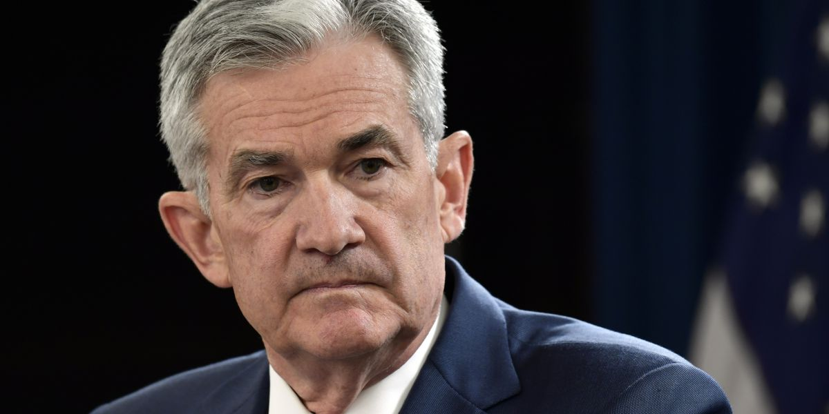Don't expect big interest rate hikes, Fed chief Powell says