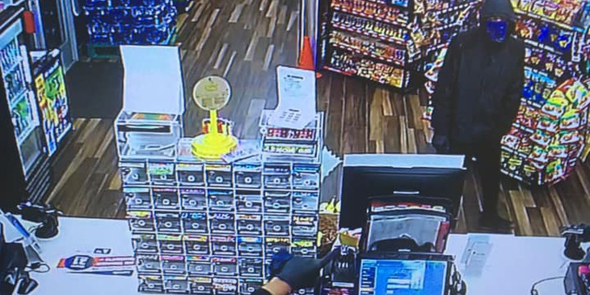 Brunswick County Deputies searching for armed robbery suspects