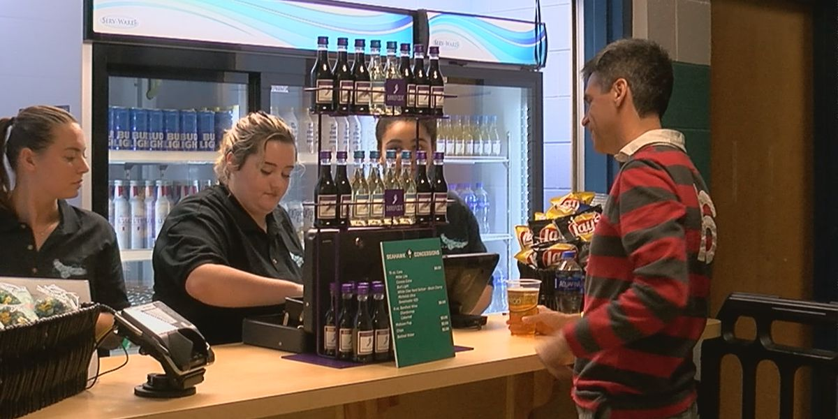 UNCW extends alcohol sales to more athletic venues