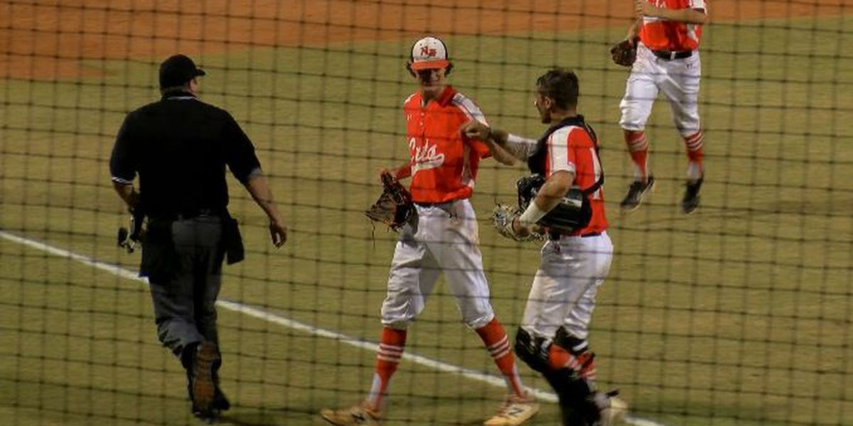 Blake Walston's no-hitter leads New Hanover past D.H. Conley