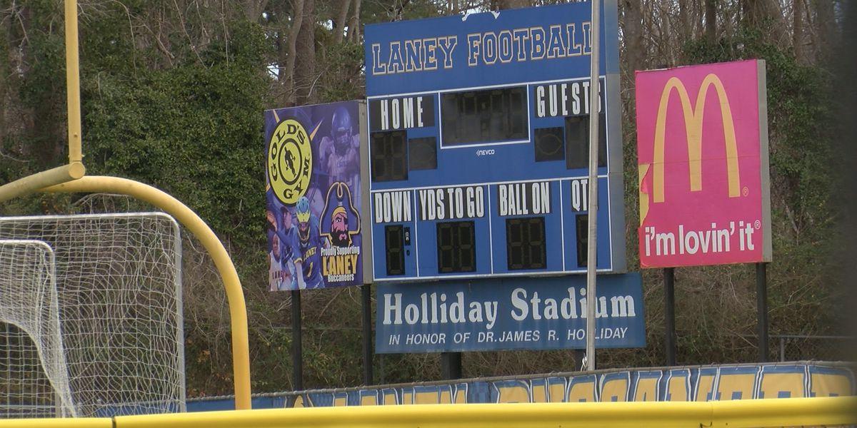 NHCS responds to request to remove Holliday's name from Laney stadium