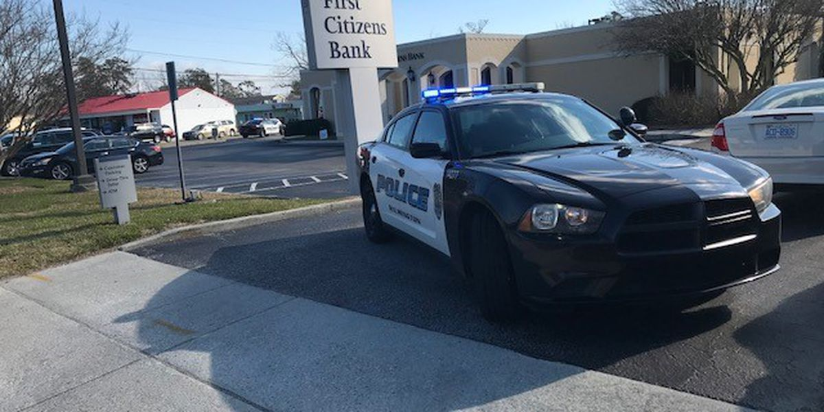 WPD investigates robbery at First Citizens Bank