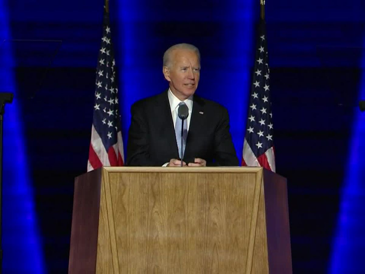 Biden adjusting agenda to reflect narrow divide in Congress