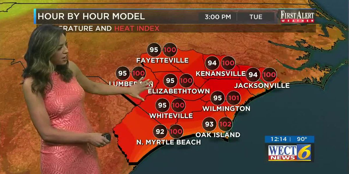 Your First Alert Forecast from Tue. afternoon, June 25, 2019