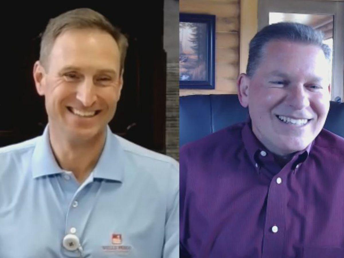 "John Gizdic & Carl Armato: The CEOs behind the multi-billion dollar sale of NHRMC to Novant Health (""1on1 with Jon Evans"" podcast)"