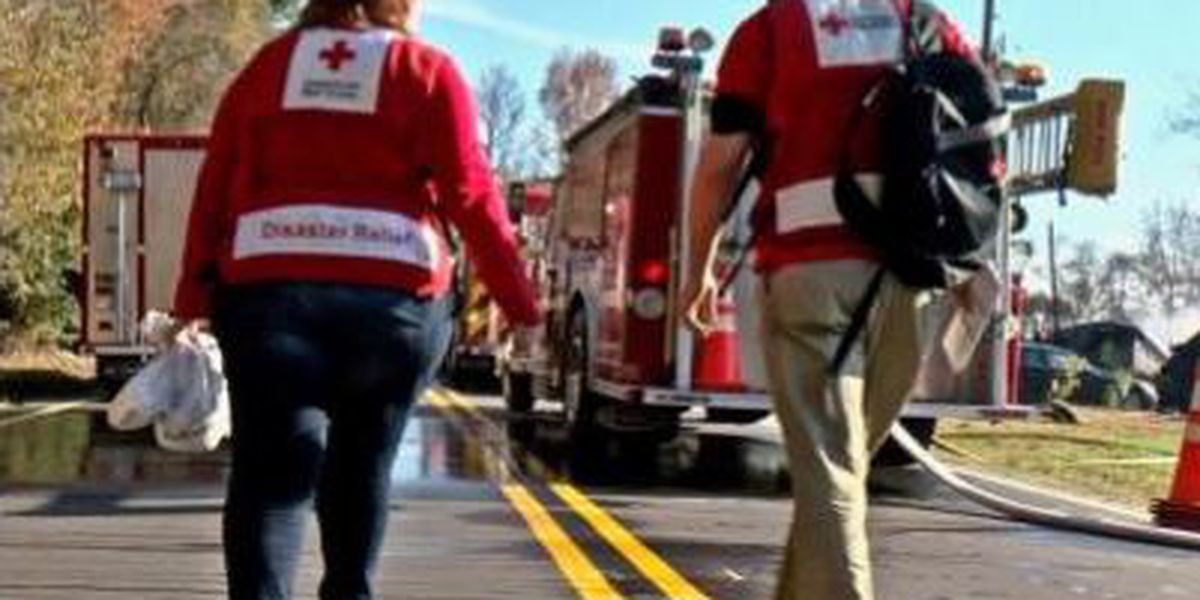 Red Cross in need of volunteers for disaster relief response