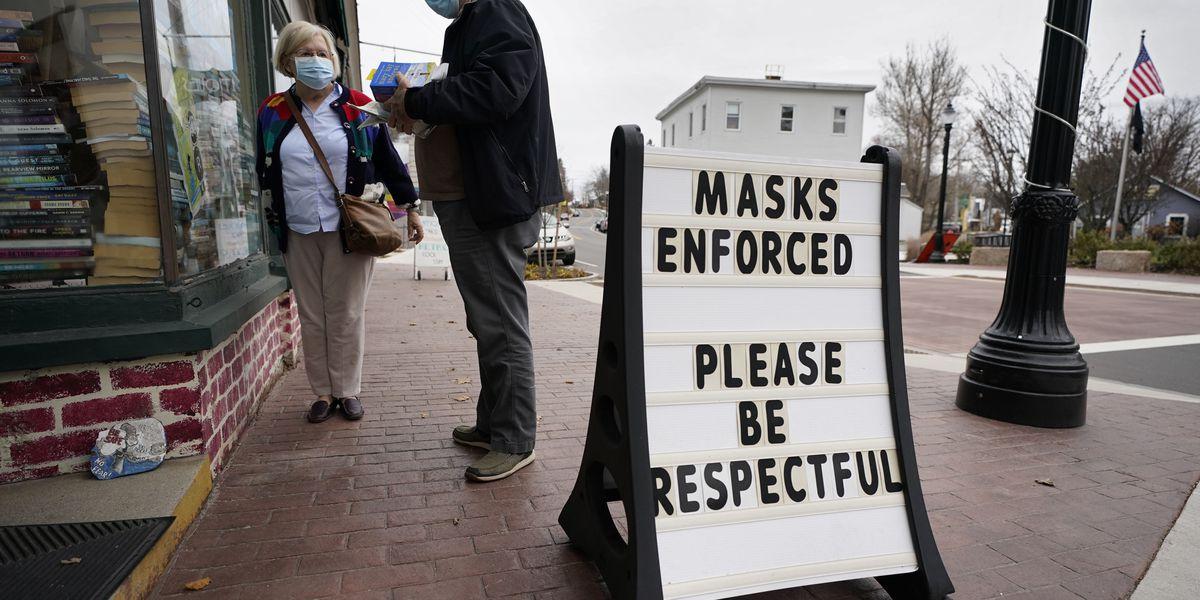 States tightening anti-virus restrictions amid case surge
