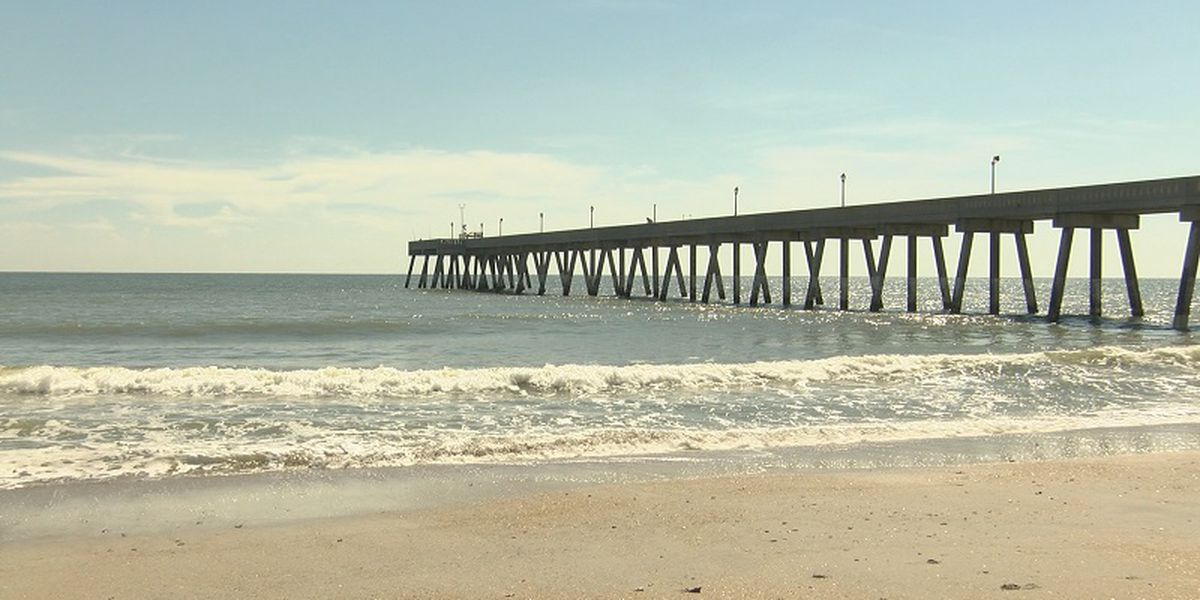 Officials advise not going into contaminated ocean water