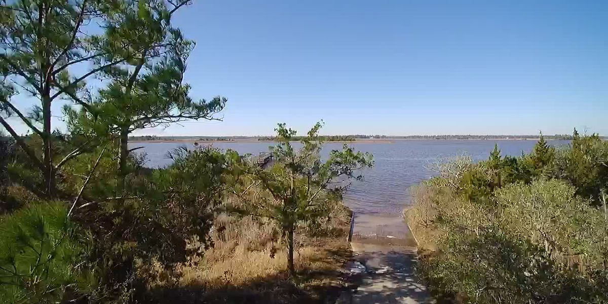 SKY TRACKER: A look over the river marsh