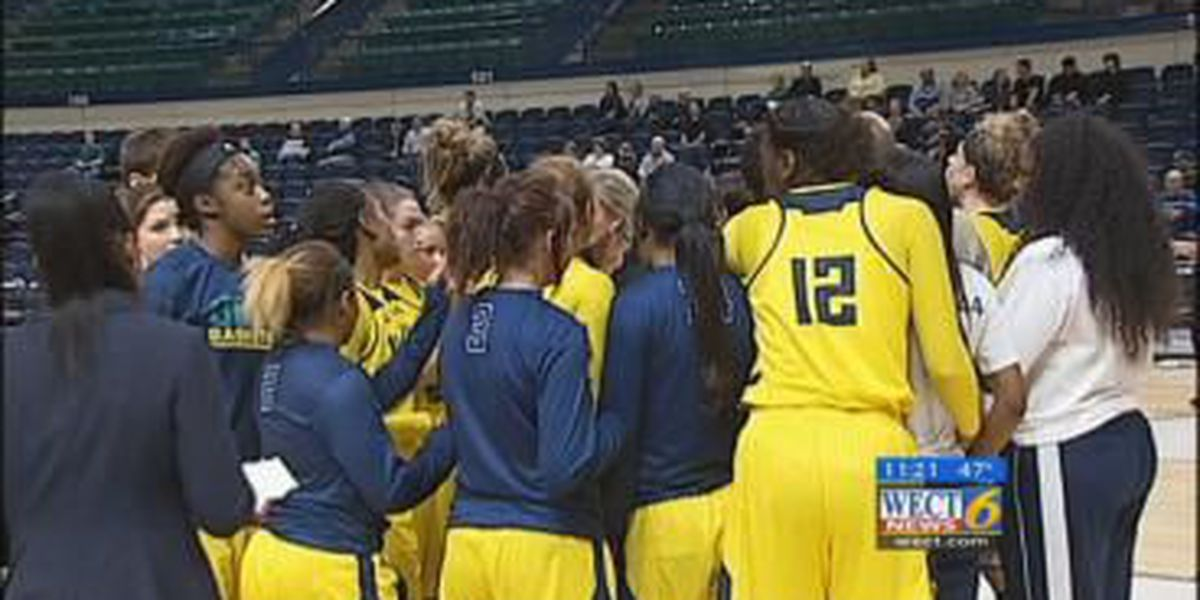 UNCW women down N.C. Central