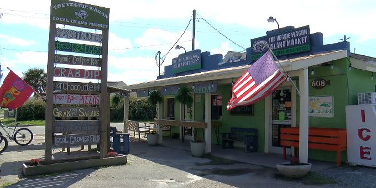 Carolina Beach business giving back to those in need