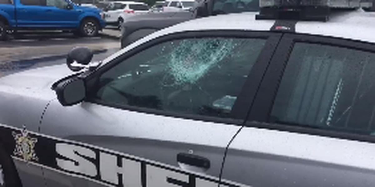 ATF offers $5K reward as break-ins target law enforcement cars in the foothills