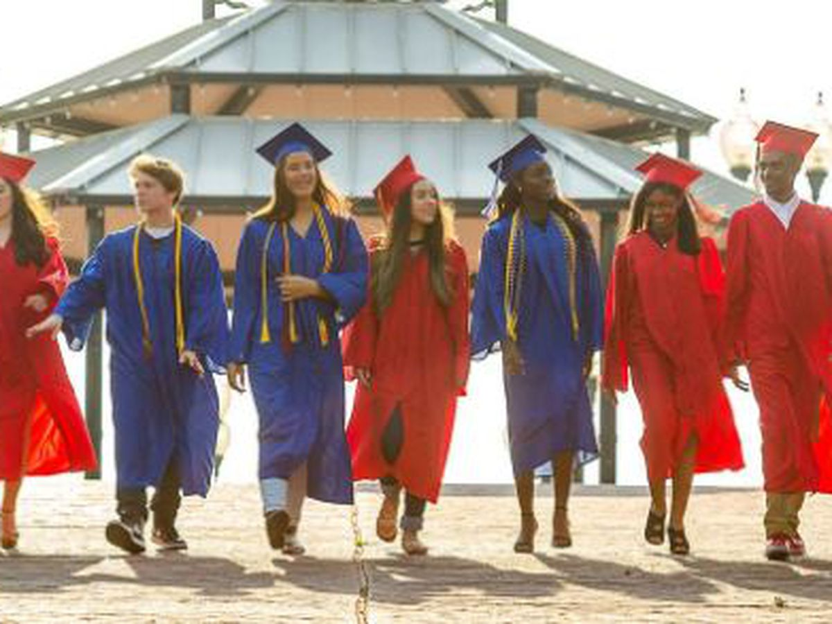 Pender County Board of Education approves graduation plans