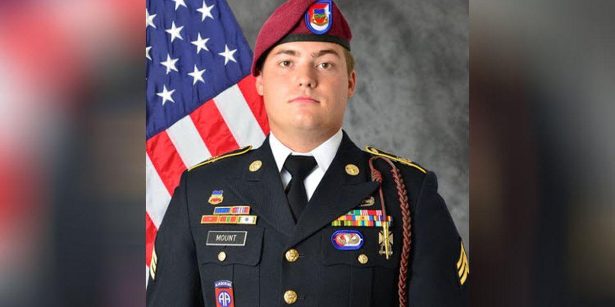Fort Bragg paratrooper dies in Syria after ATV overturns
