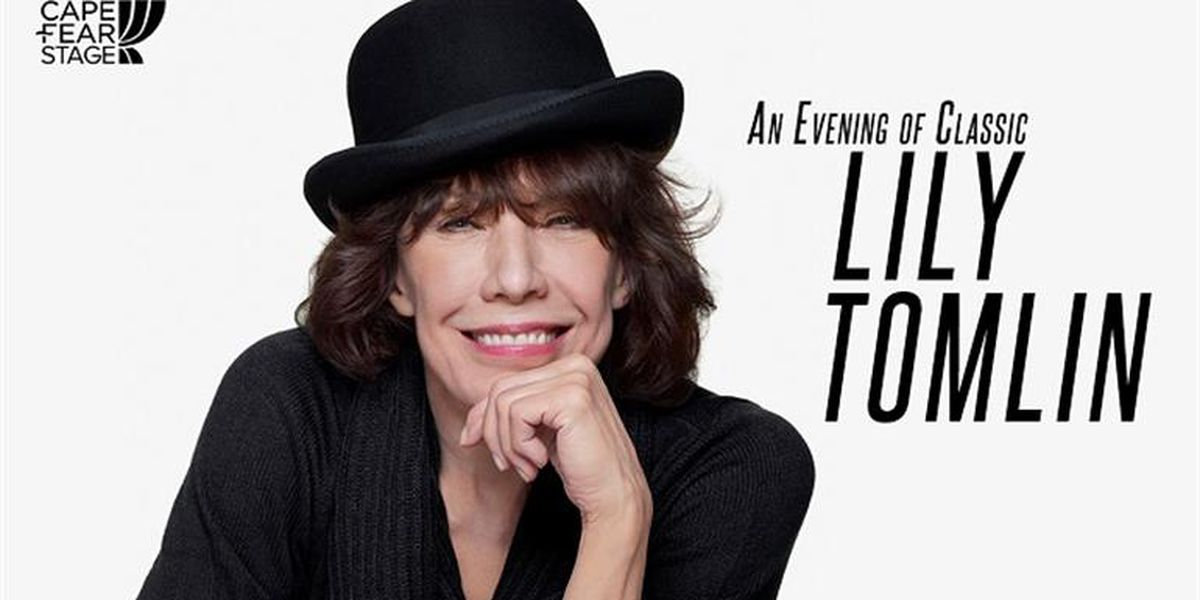 Lily Tomlin Tickets Facebook Giveaway 7/3/19