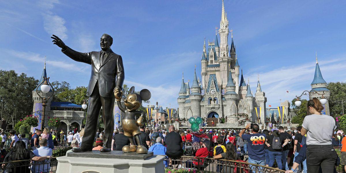 Disney World plans 'royal makeover' for Cinderella Castle