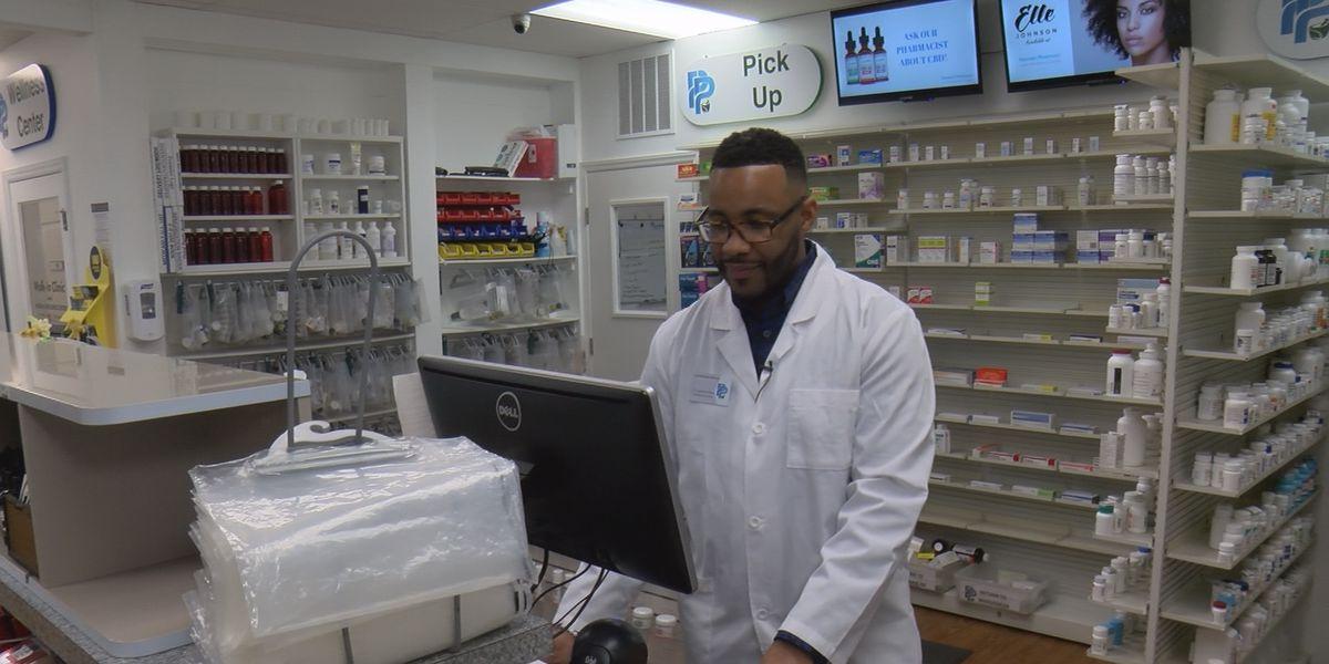 Charlotte pharmacist says demand for masks has been high amid coronavirus outbreak