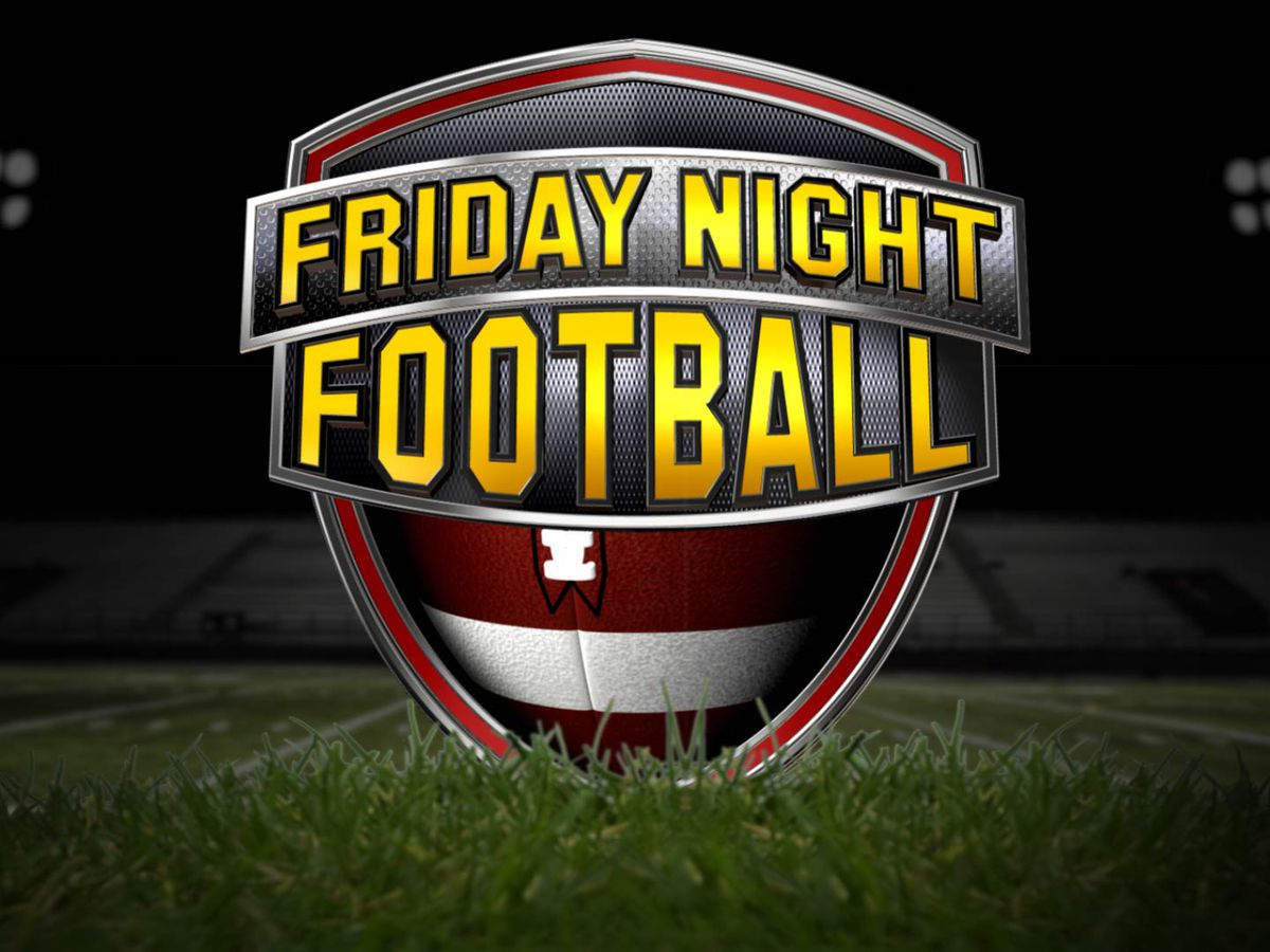 Week four Friday Night Football scoreboard