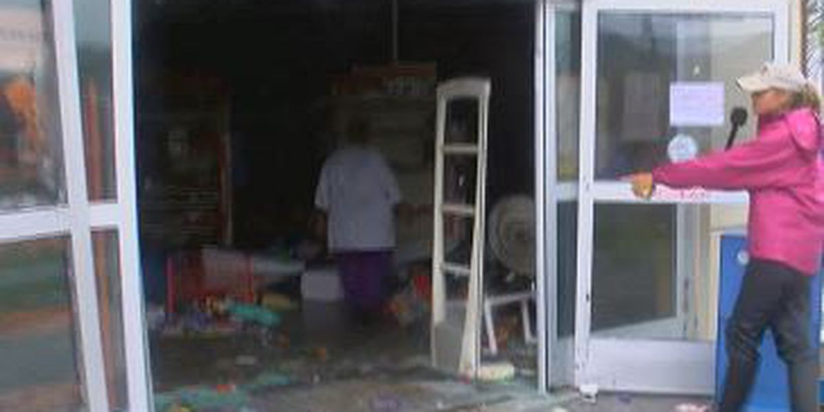 Former WECT reporter who confronted Family Dollar looters on live TV defends actions one year later