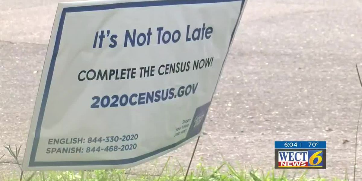 Time is running out for the 2020 Census