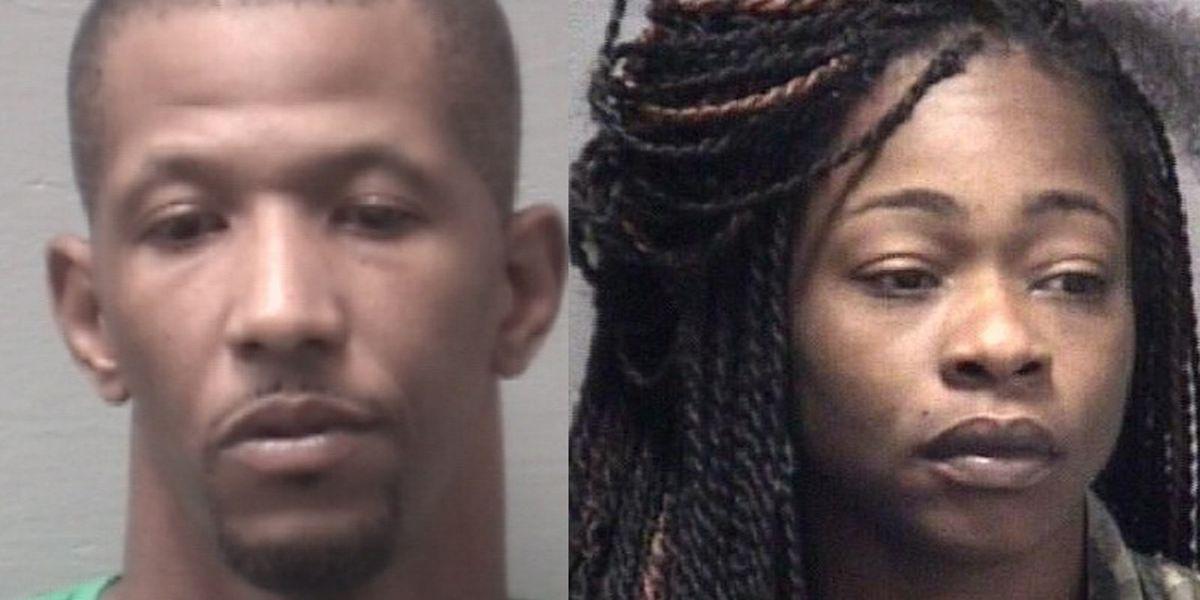Pair held on multi-million dollar bonds after Wilmington drug bust