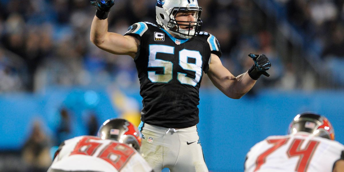 Two Carolina Panthers named to Pro Bowl