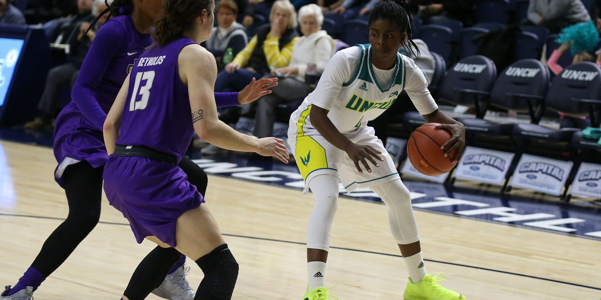 UNCW's Parker earns CAA player of the week honor