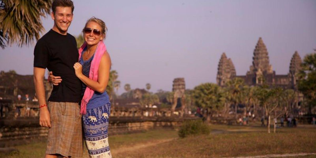 Couple turns traveling passion into career