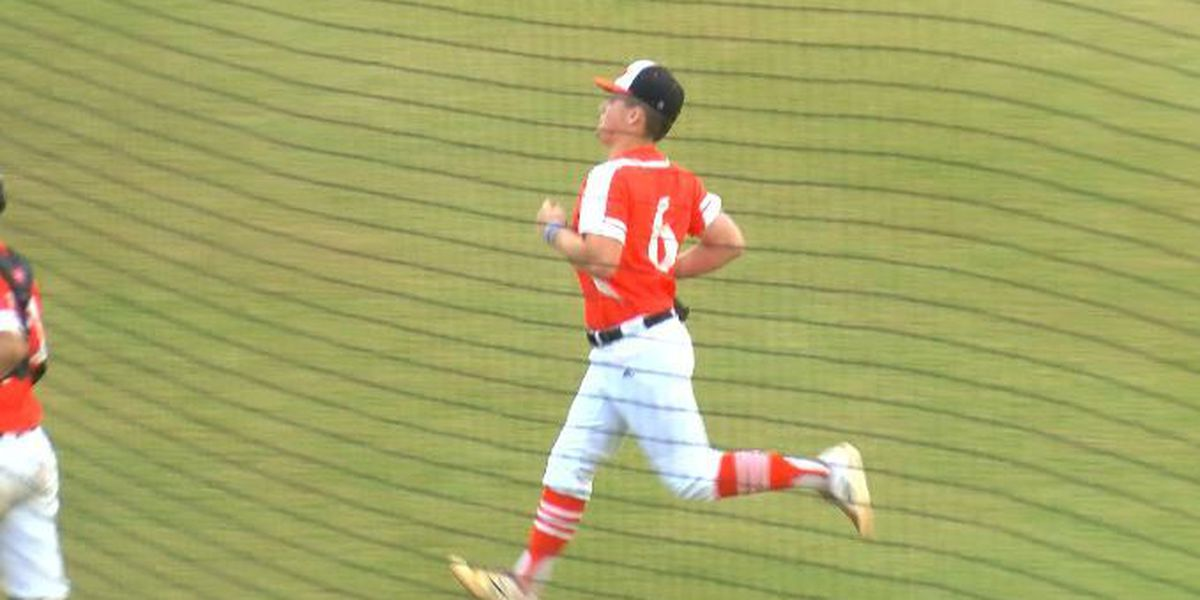 New Hanover baseball downs West Carteret to advance to 4th round