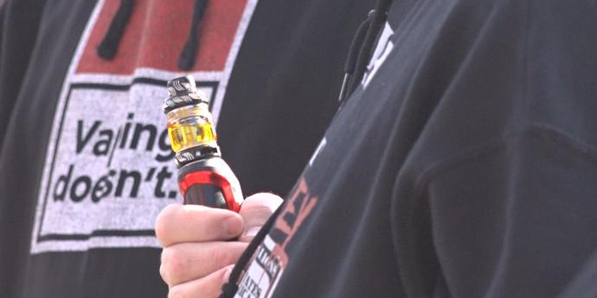 Vape education school program proposed to Pender County Commissioners