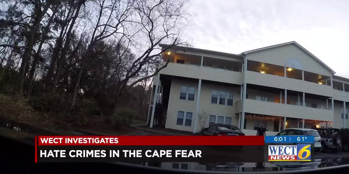 Hate crimes in the Cape Fear: How local trends compare to national trends