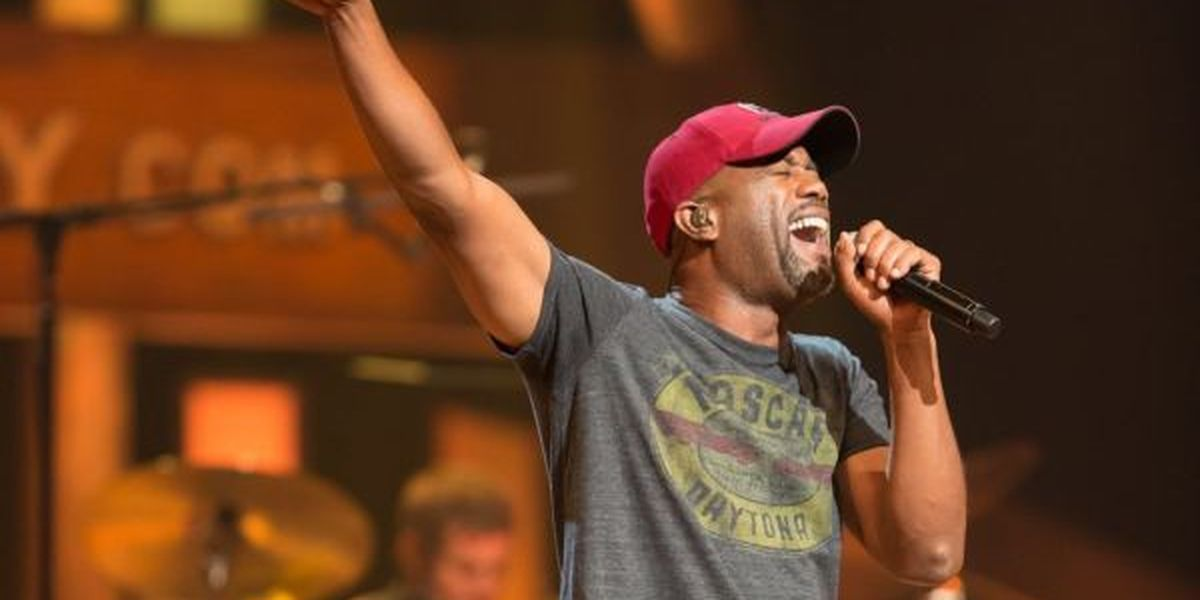 Darius Rucker to receive humanitarian award for supporting SC children