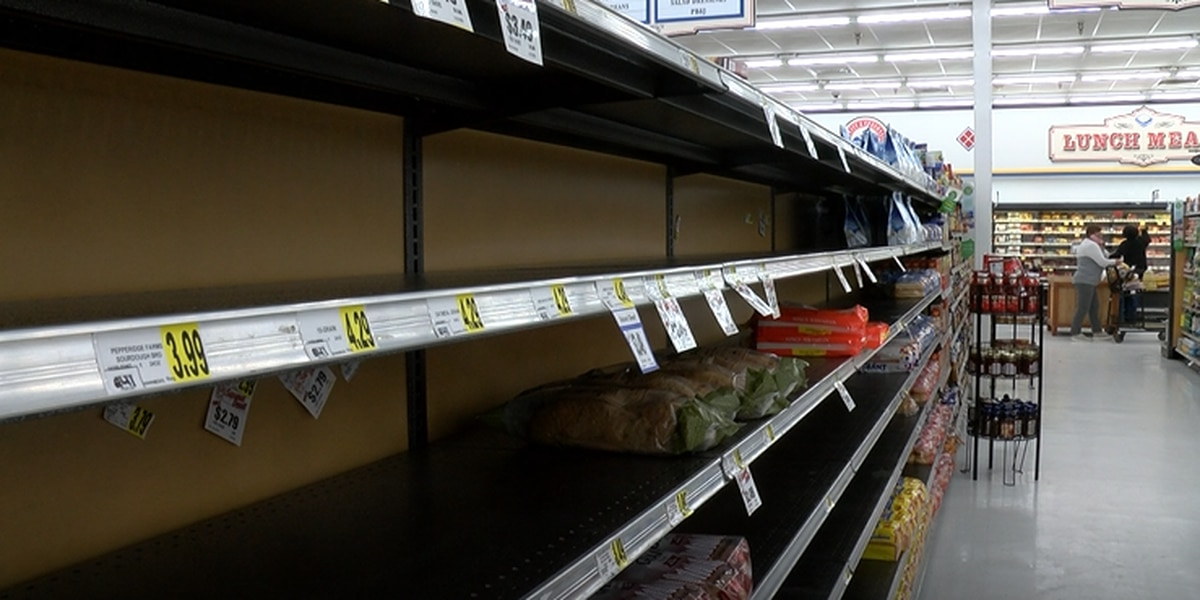 Burgaw grocery store doing whatever it takes to fill shelves