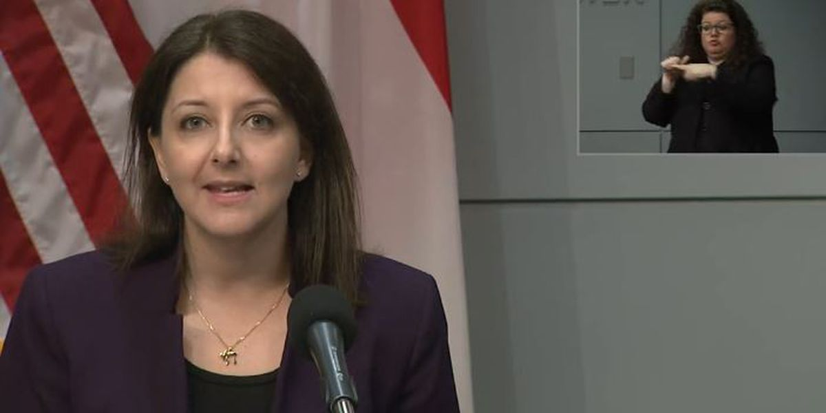 LIVE: N.C. health officials to hold COVID-19 briefing at 2pm