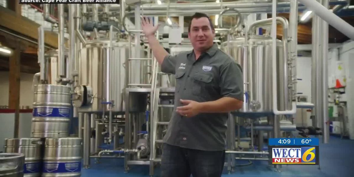 Craft beer makers team up to encourage visitors to return to Wilmington