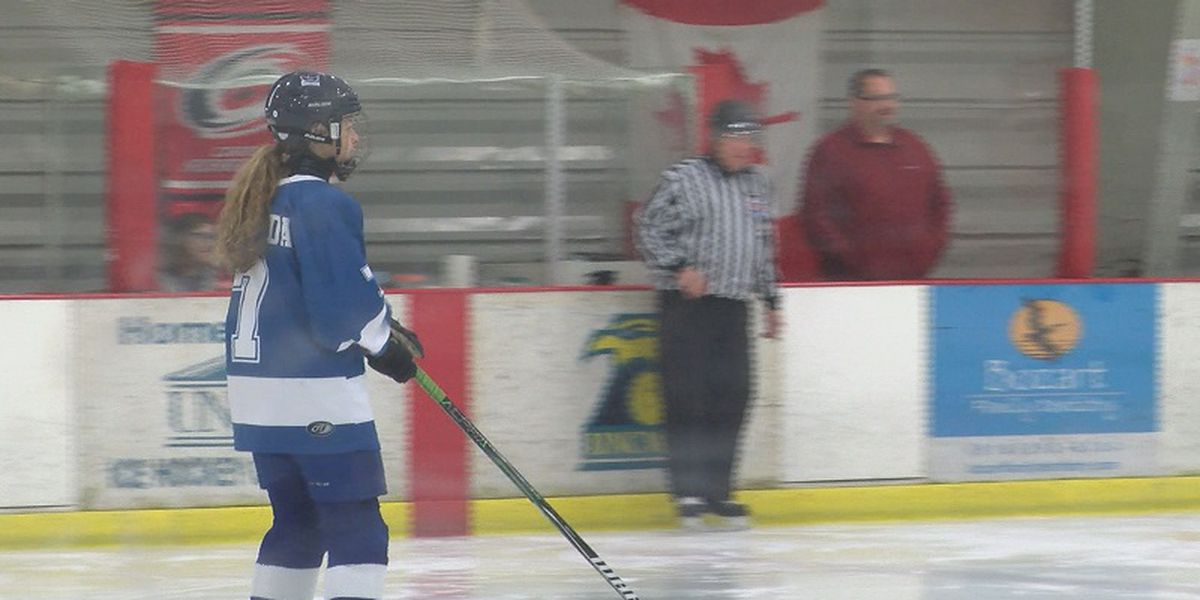 One father works to start Wilmington's first all girls hockey team for his daughter
