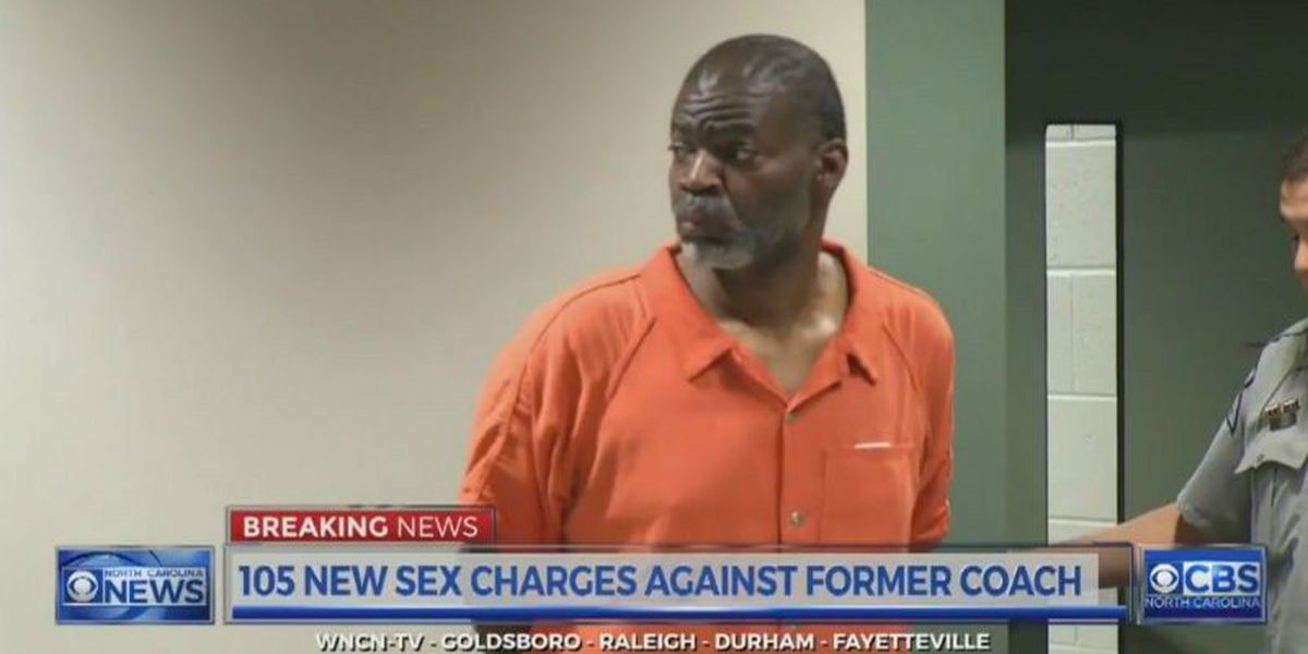 Ex-Fayetteville coach faces 105 new sex charges