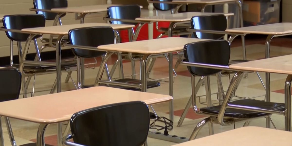 Schools prepping buildings for students' return