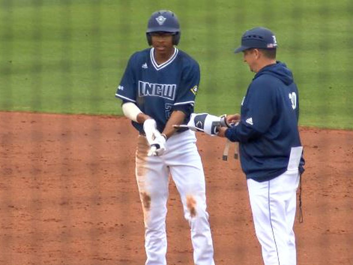 UNCW's Greg Jones named CAA player of the year