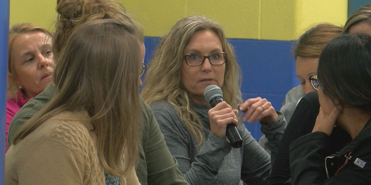 Brunswick County school system holds open forum for parents, teachers