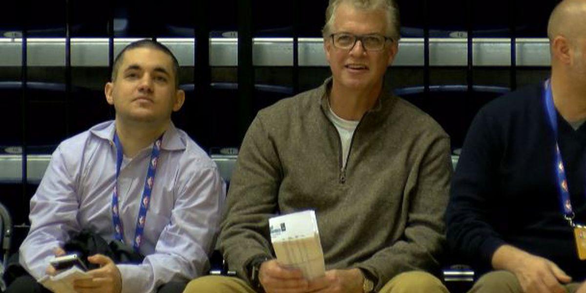 Former UNCW men's basketball coach enjoying job in the NBA