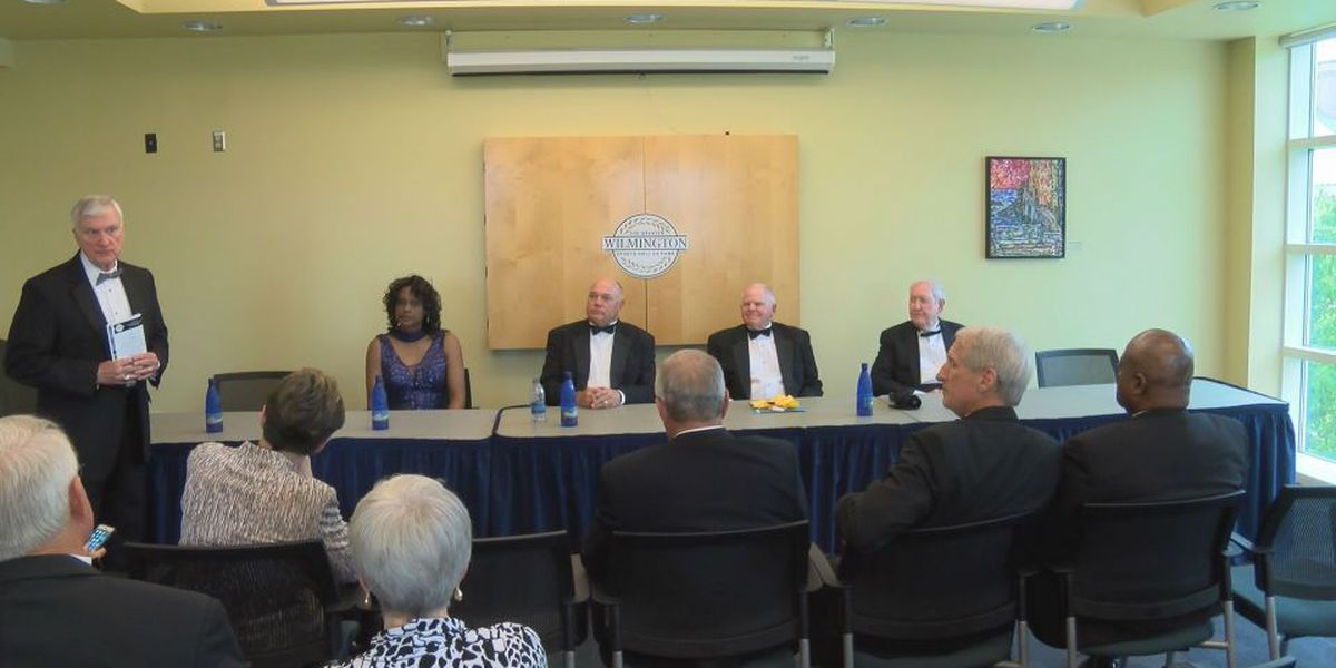 Greater Wilmington Sports Hall of Fame Inducts four new members