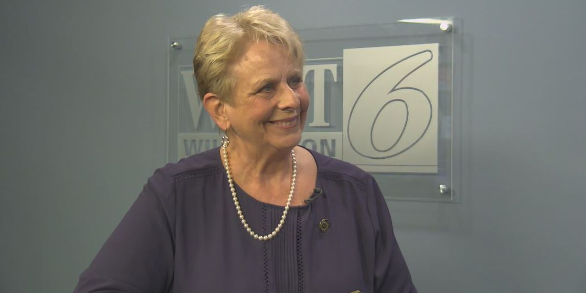 Meet Marcia Morgan, a candidate in the democratic primary for the 19th District seat in the NC House of Representatives
