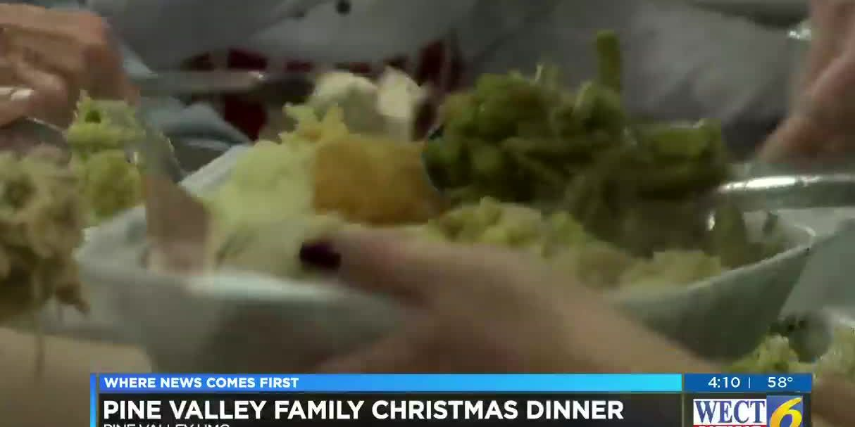 Church makes sure no one goes hungry on Christmas Eve