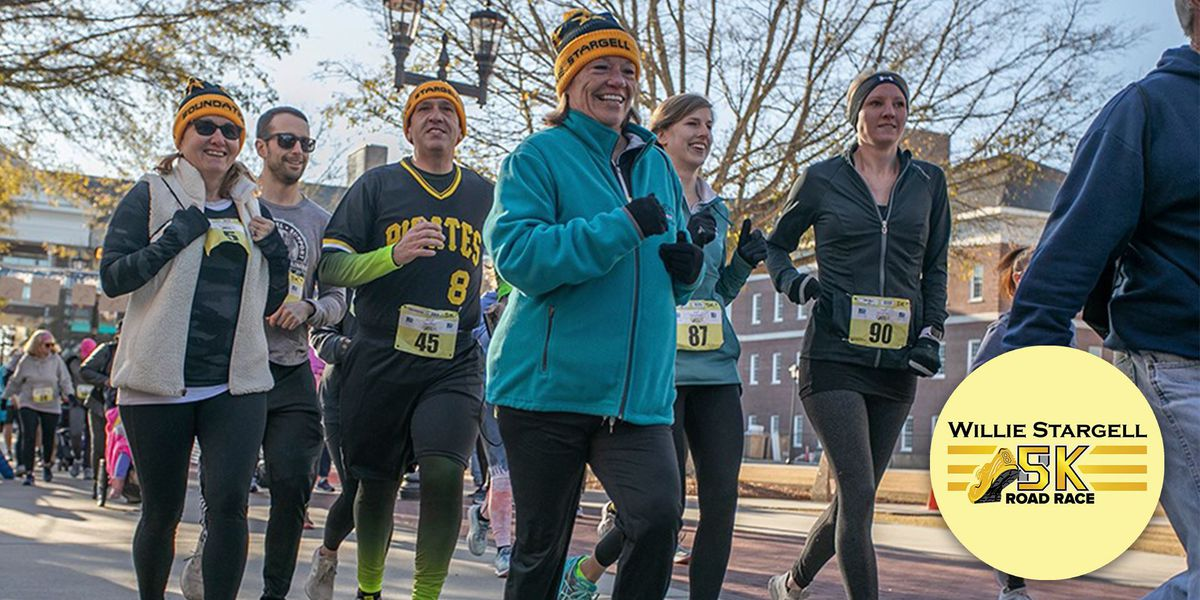 On your mark, get set, GO!: Willie Stargell 5K Road Race taking place Saturday